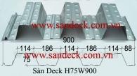 SÀN DECK H75W900
